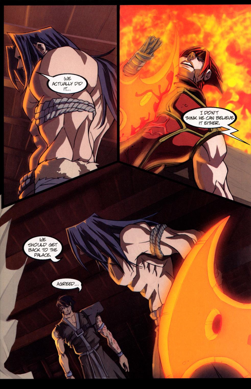 Read online Shidima comic -  Issue #7 - 15