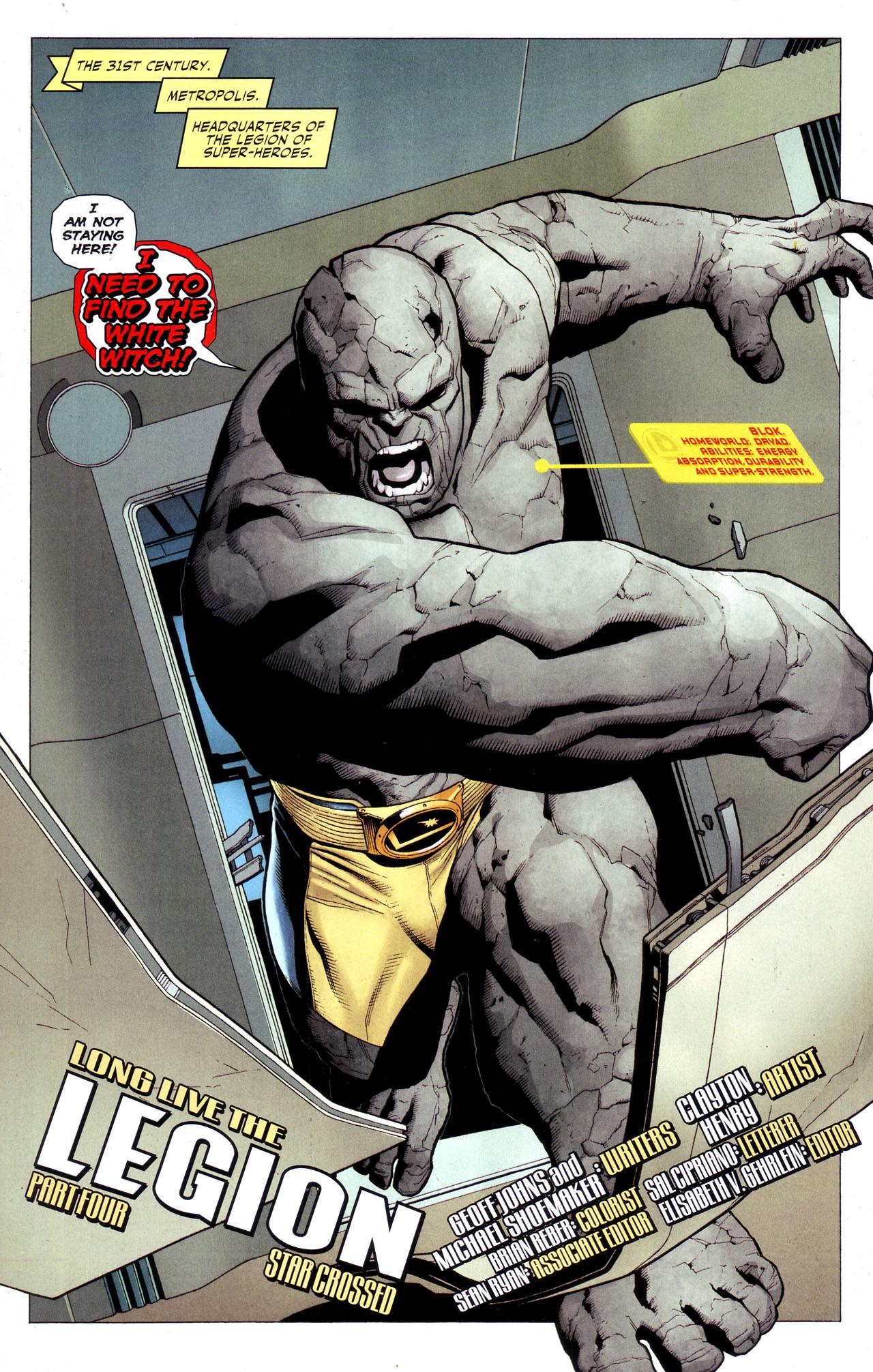 Read online Adventure Comics (2009) comic -  Issue #4 - 22