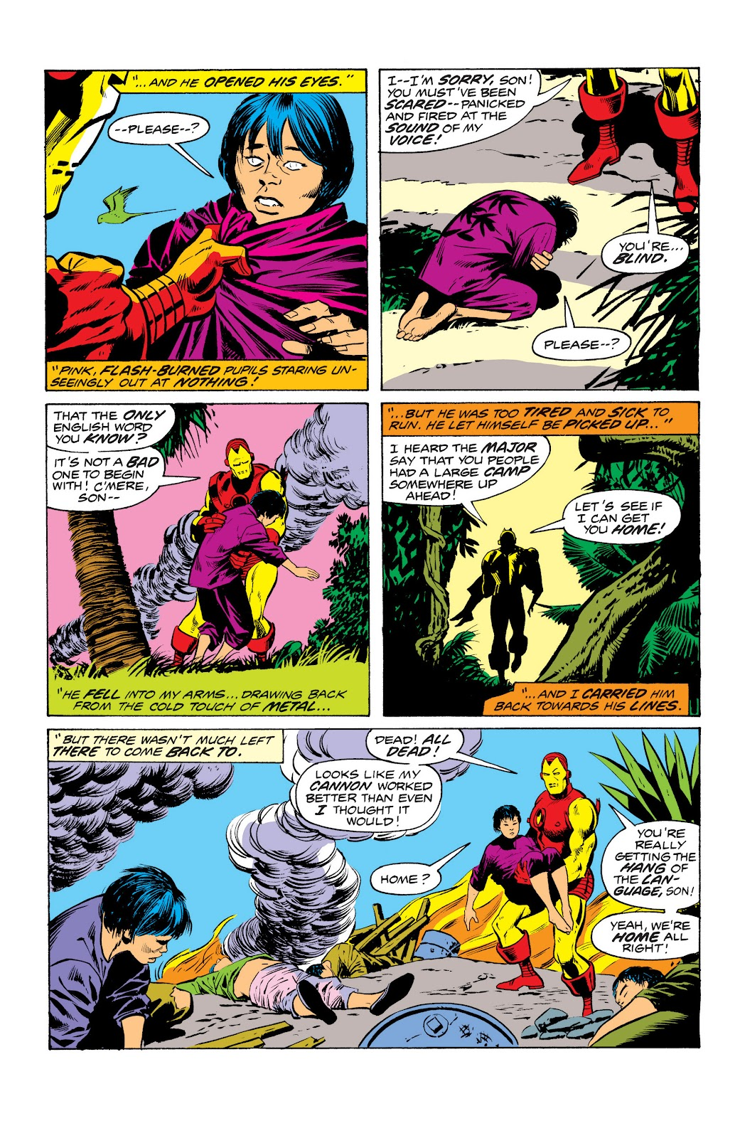 Read online Marvel Masterworks: The Invincible Iron Man comic -  Issue # TPB 10 (Part 2) - 88