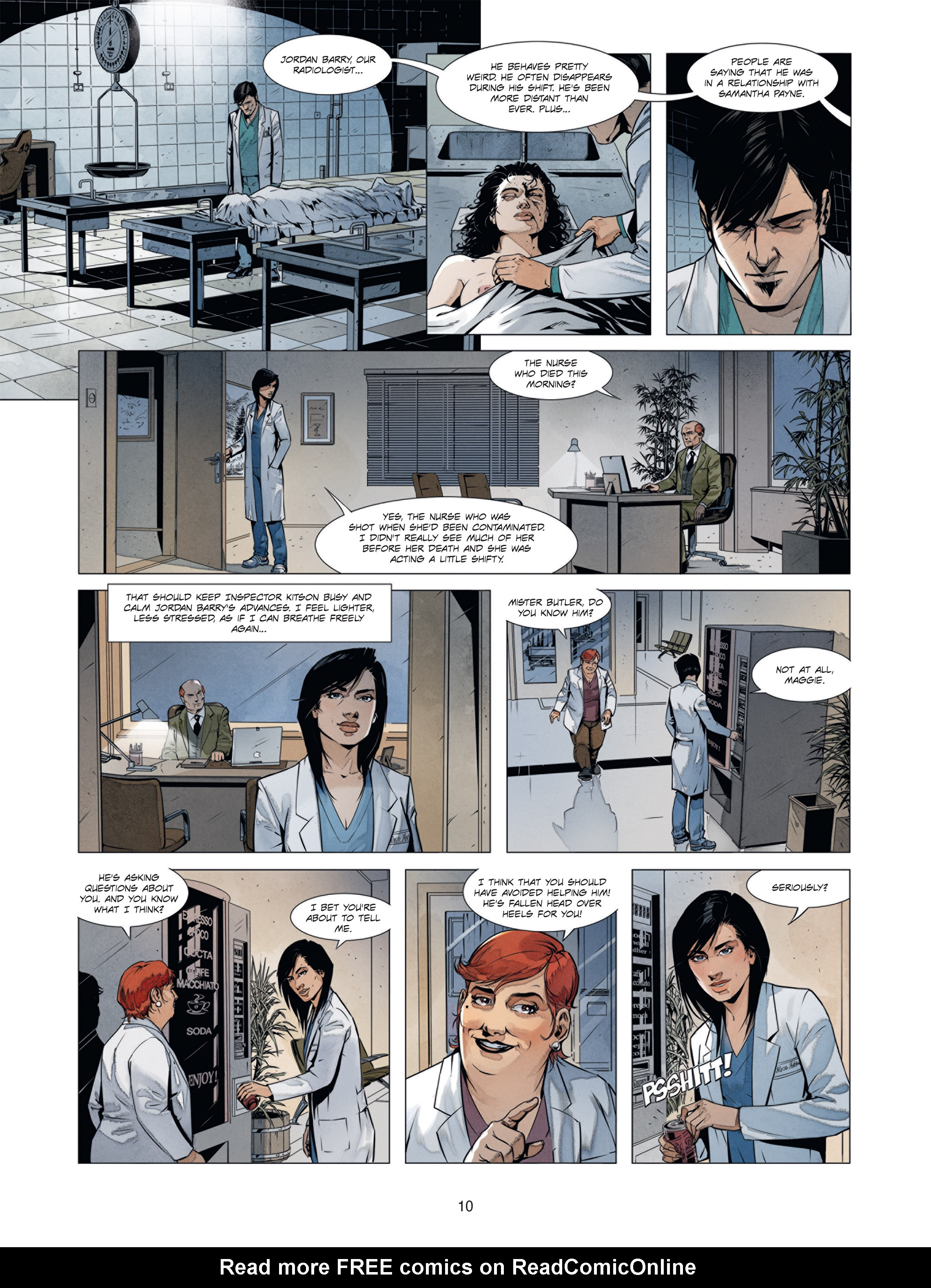 Read online Alice Matheson comic -  Issue #2.2 - 10