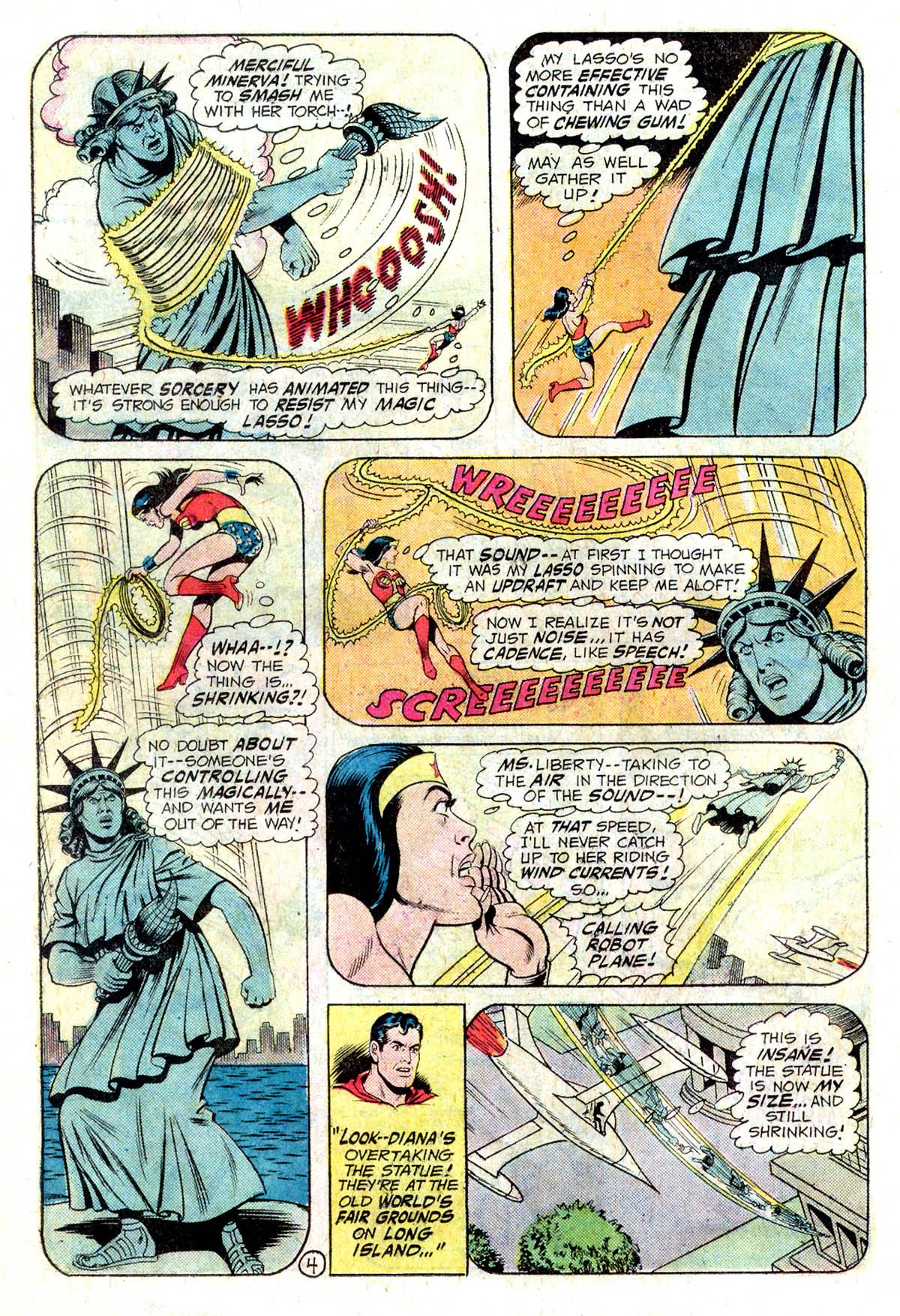 Read online Wonder Woman (1942) comic -  Issue #218 - 16