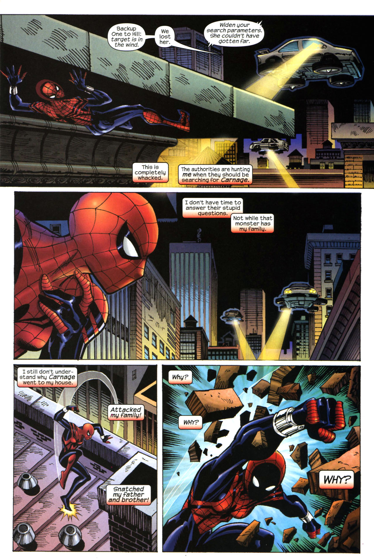 Read online Amazing Spider-Girl comic -  Issue #11 - 11