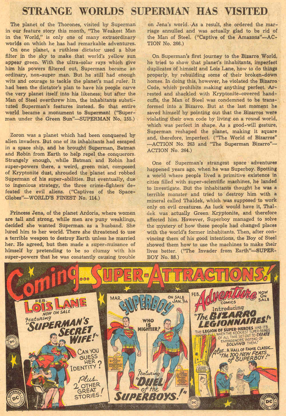 Read online Action Comics (1938) comic -  Issue #321 - 33