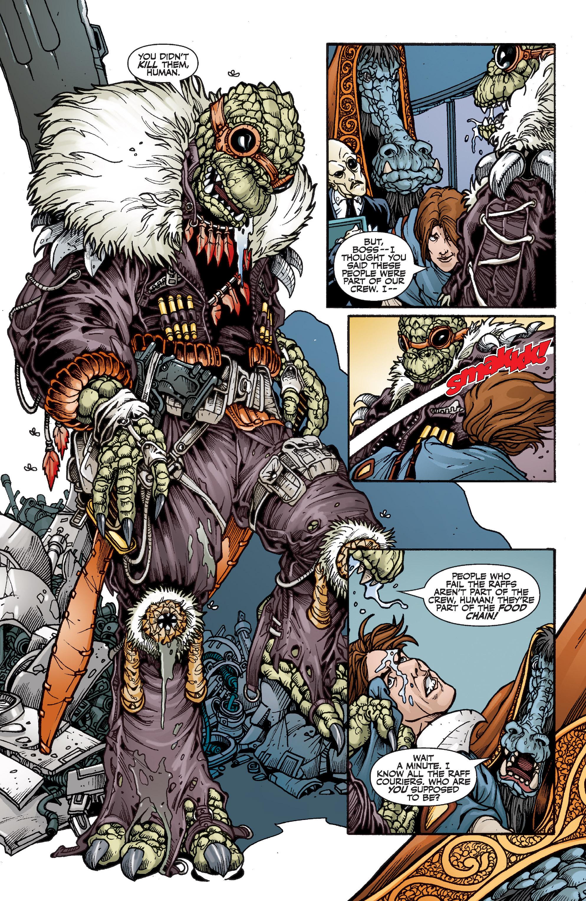 Read online Star Wars Omnibus comic -  Issue # Vol. 32 - 435