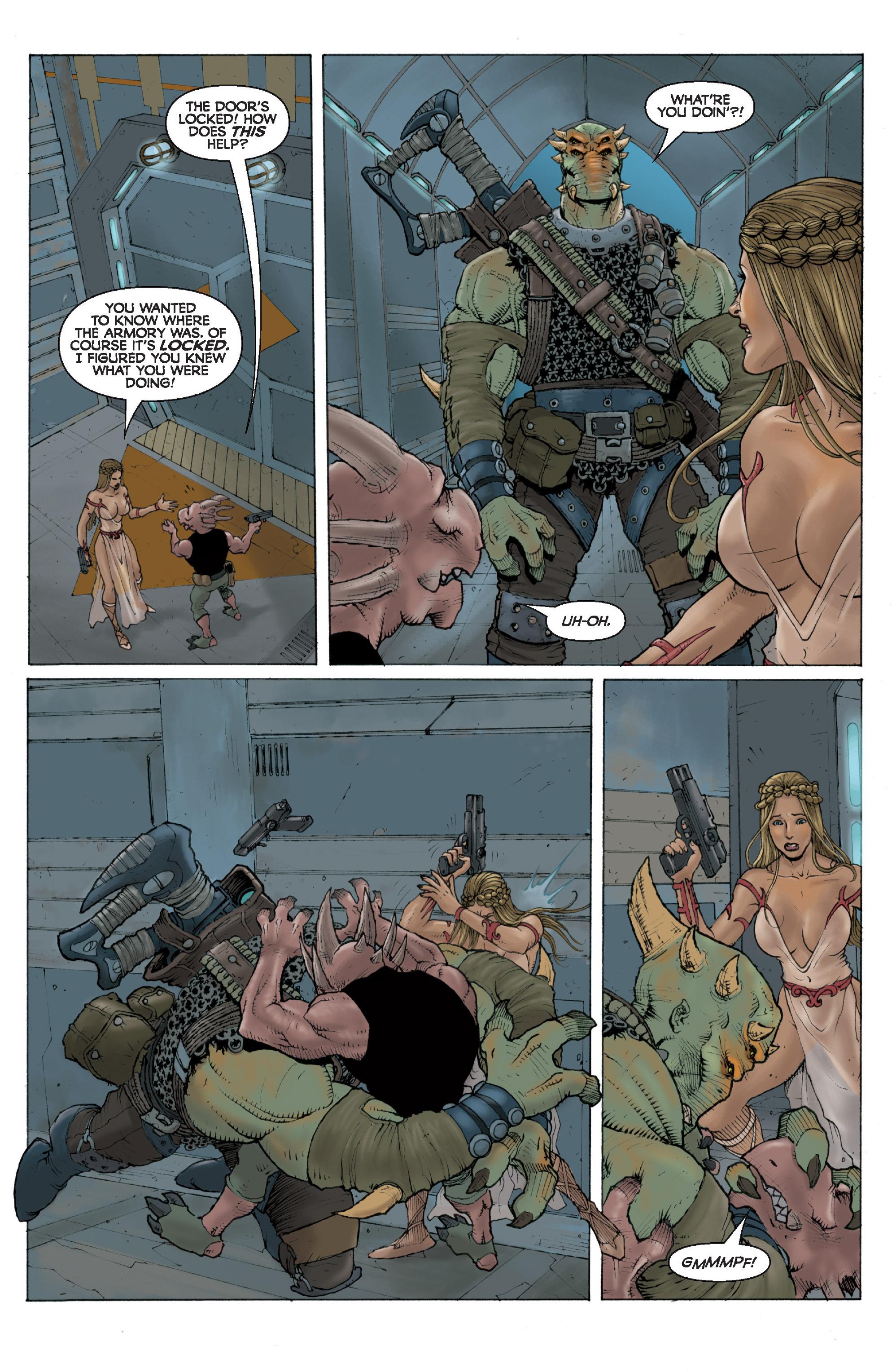 Read online Star Wars Omnibus comic -  Issue # Vol. 31 - 254