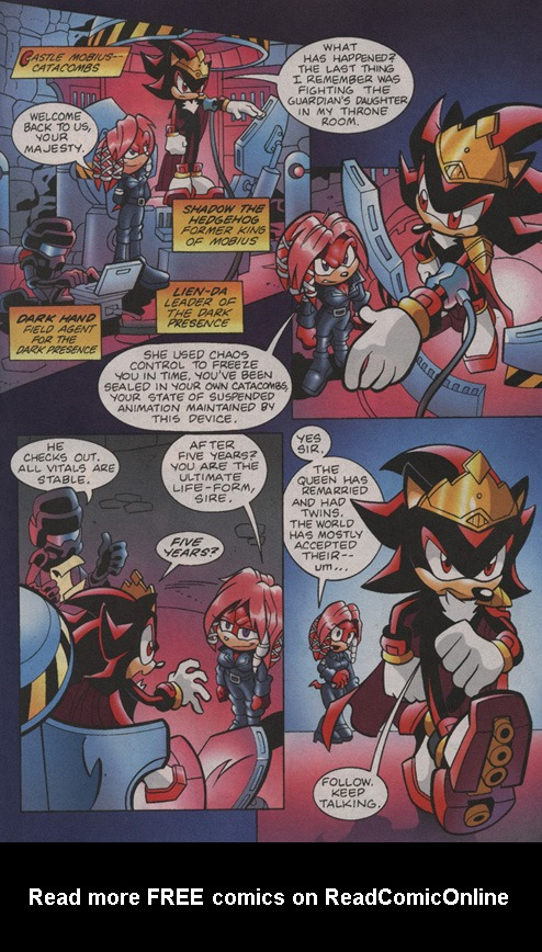 Read online Sonic Universe comic -  Issue #7 - 6