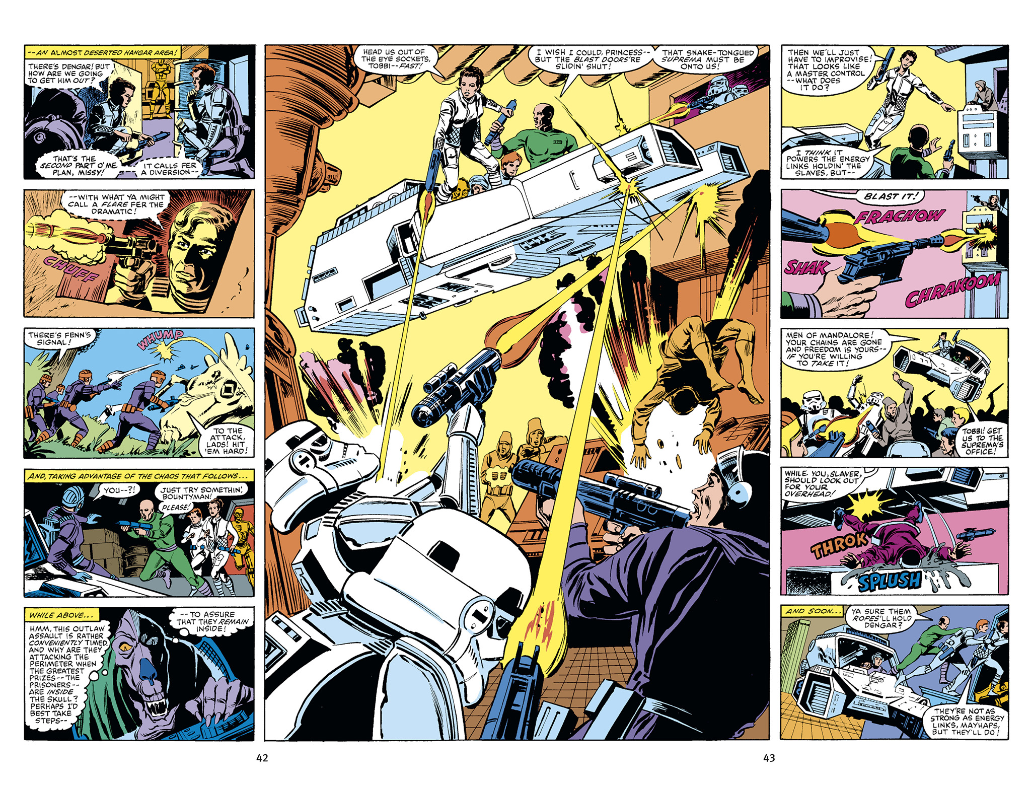 Read online Star Wars Omnibus comic -  Issue # Vol. 18 - 36