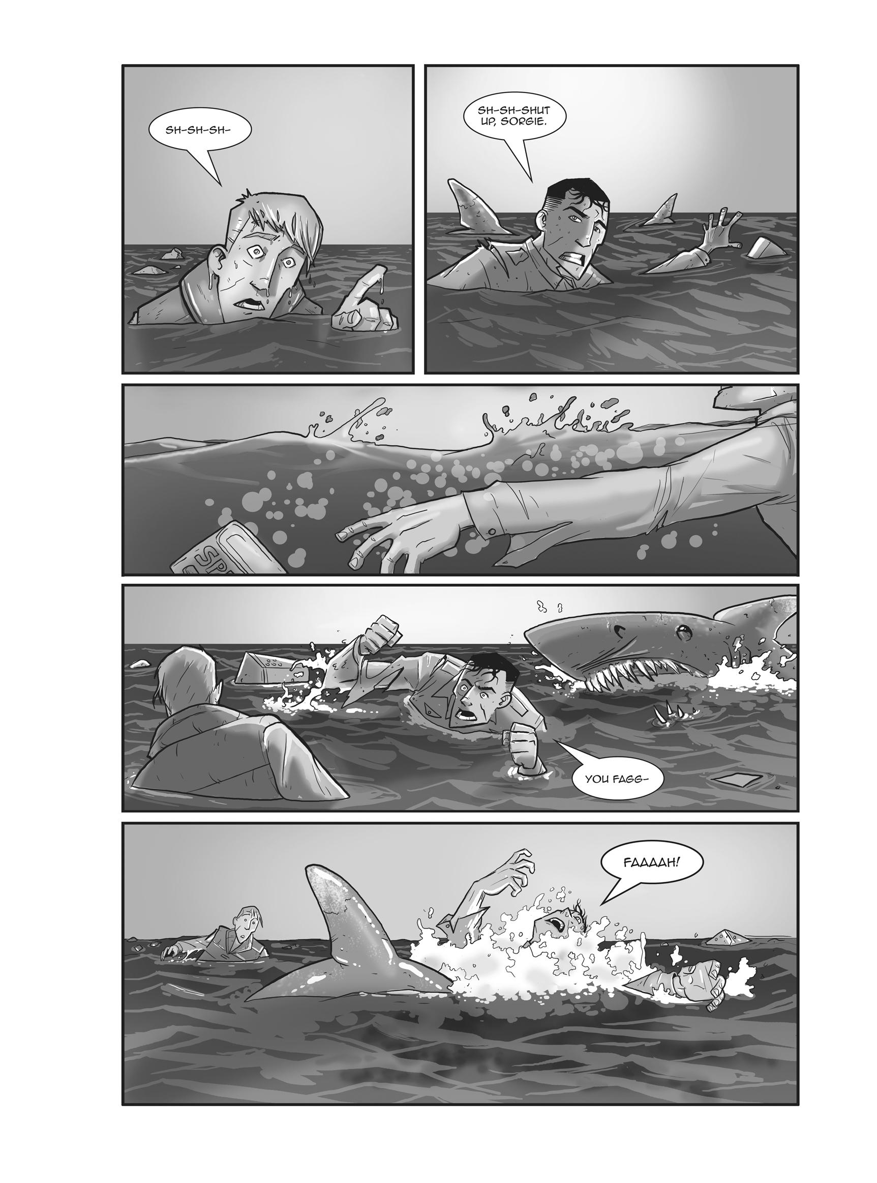 Read online FUBAR comic -  Issue #2 - 90
