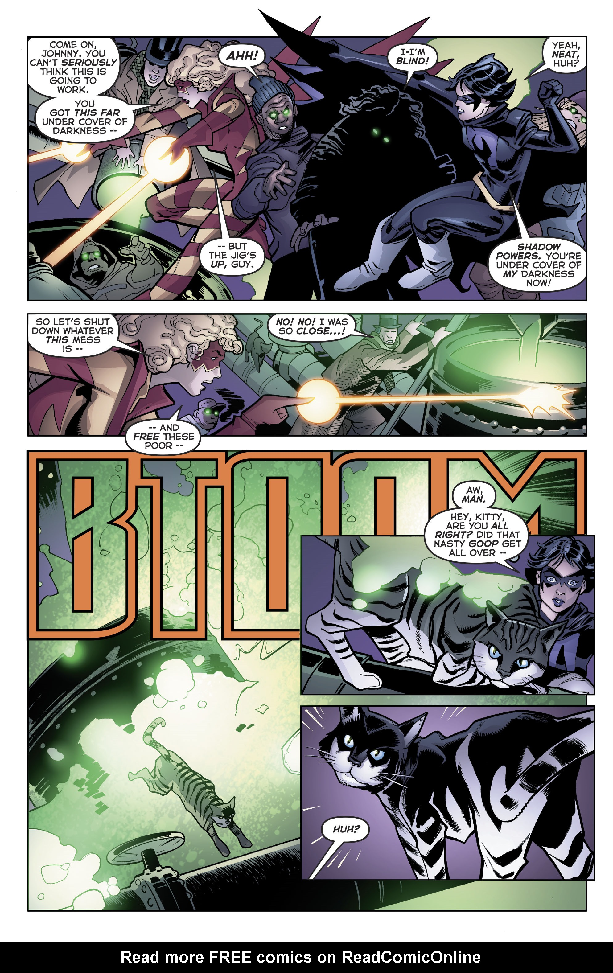 Read online Astro City comic -  Issue #44 - 6