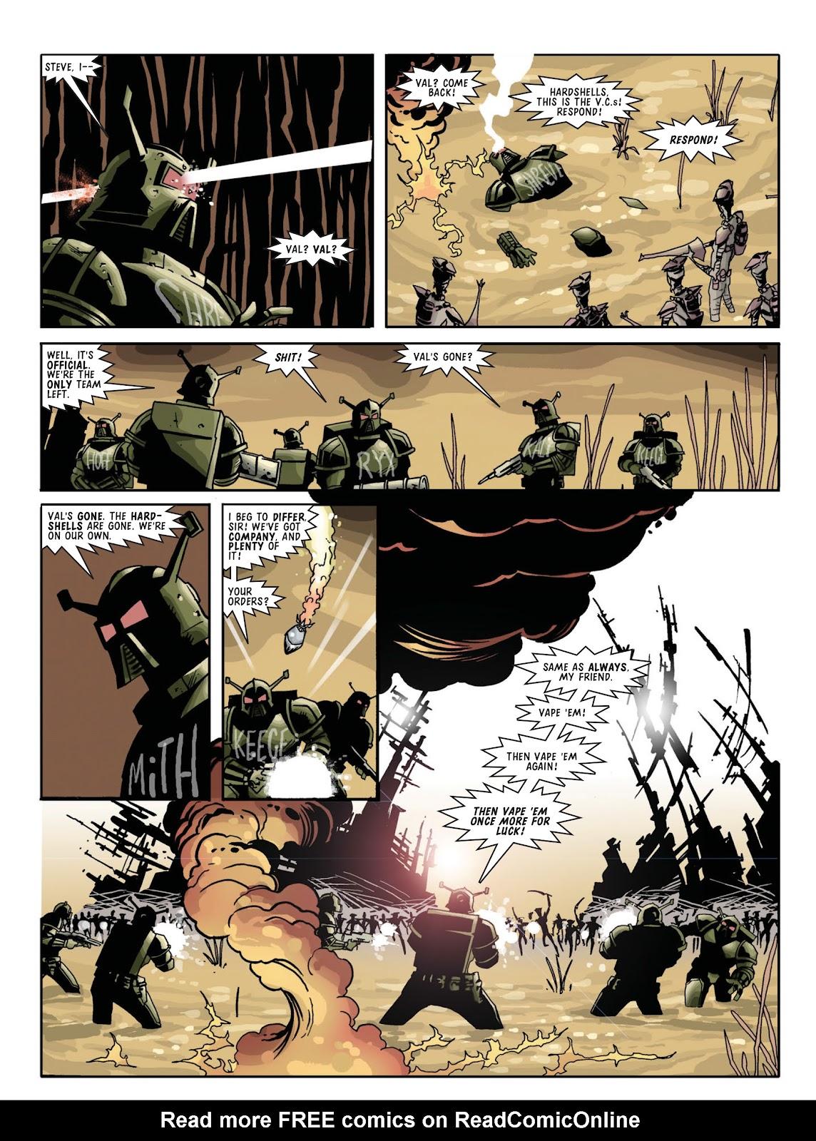 Judge Dredd Megazine (Vol. 5) Issue #381 #180 - English 97