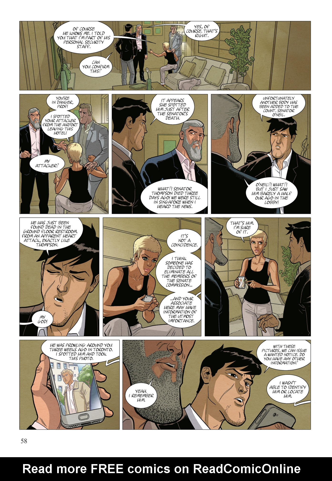Read online Alter Ego comic -  Issue #10 - 59