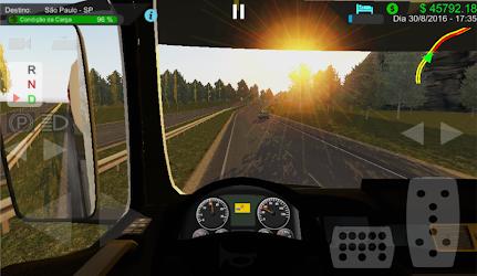 game simulator truck android terbaik