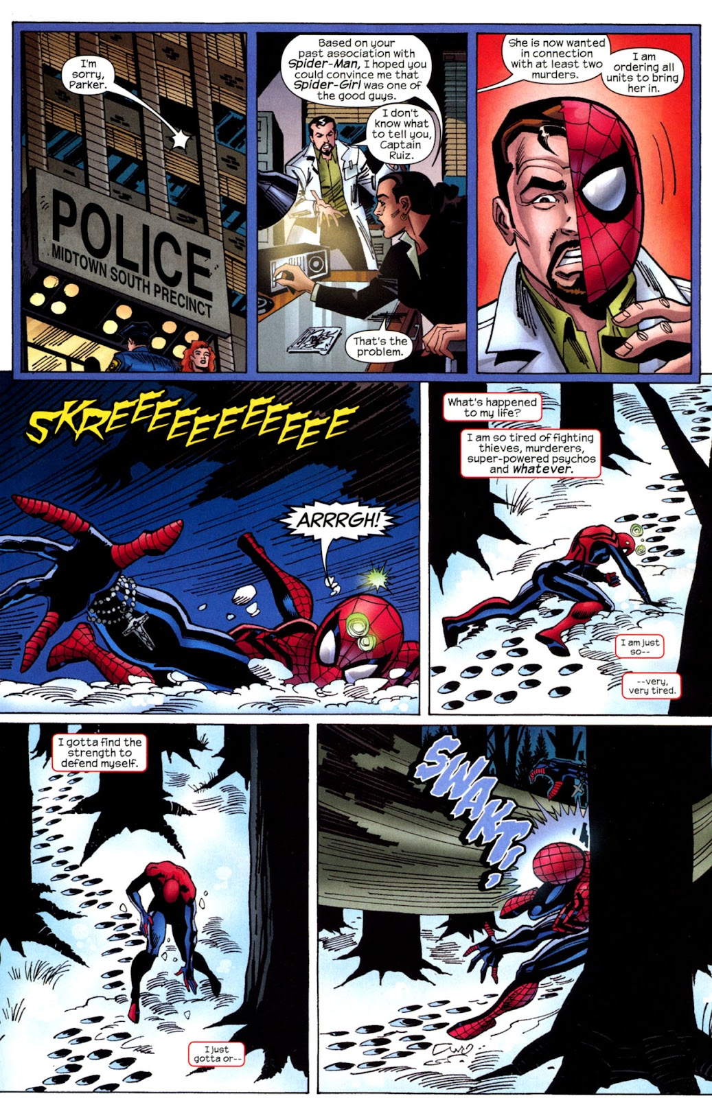 Web of Spider-Man (2009) Issue #1 #1 - English 31