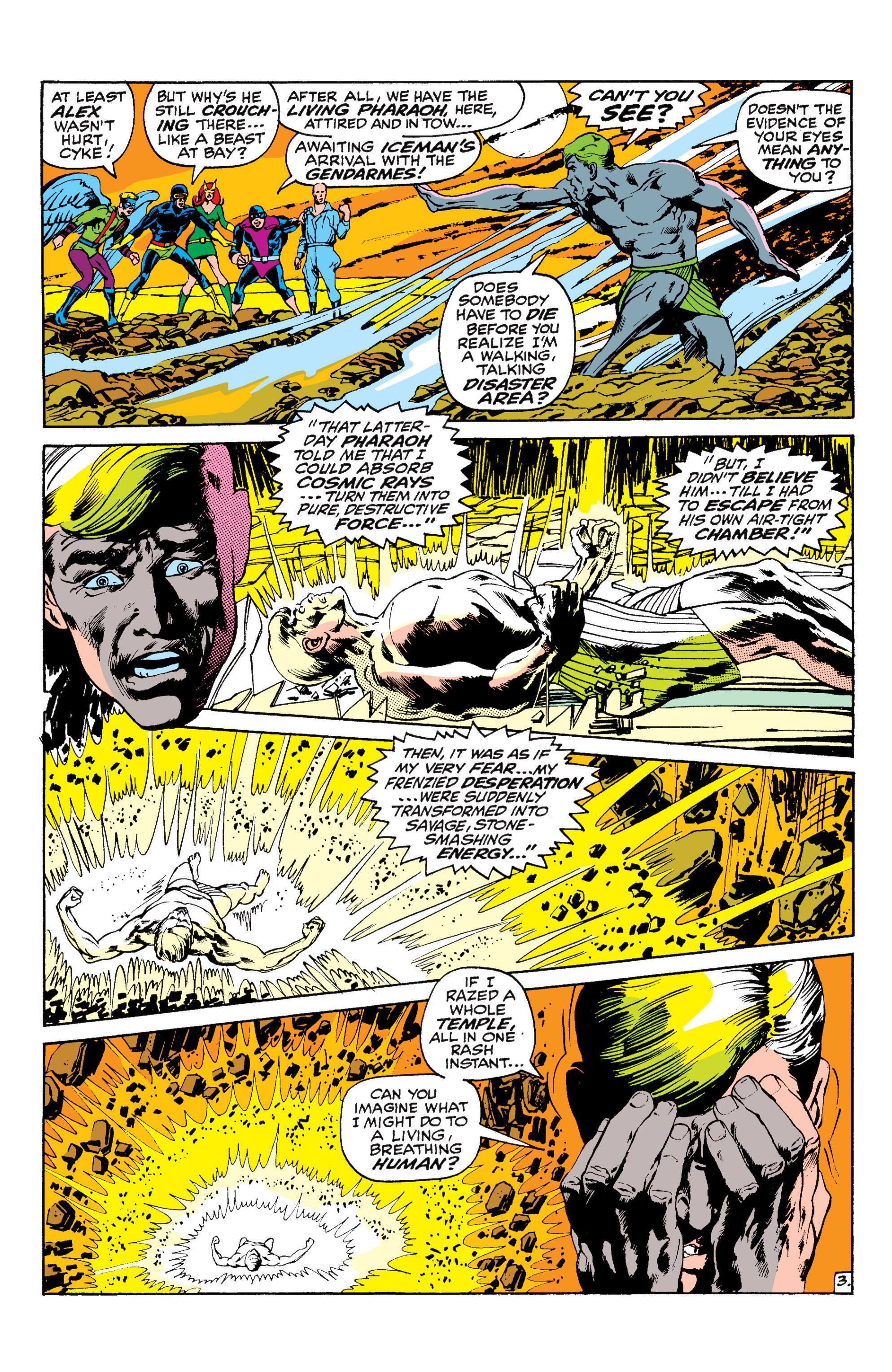 Uncanny X-Men (1963) 57 Page 3