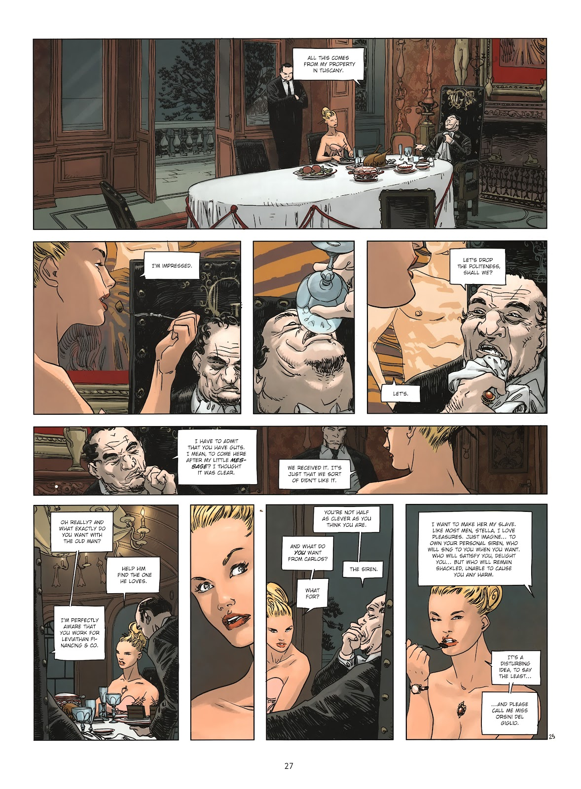 Read online Cutting Edge (2013) comic -  Issue #2 - 26
