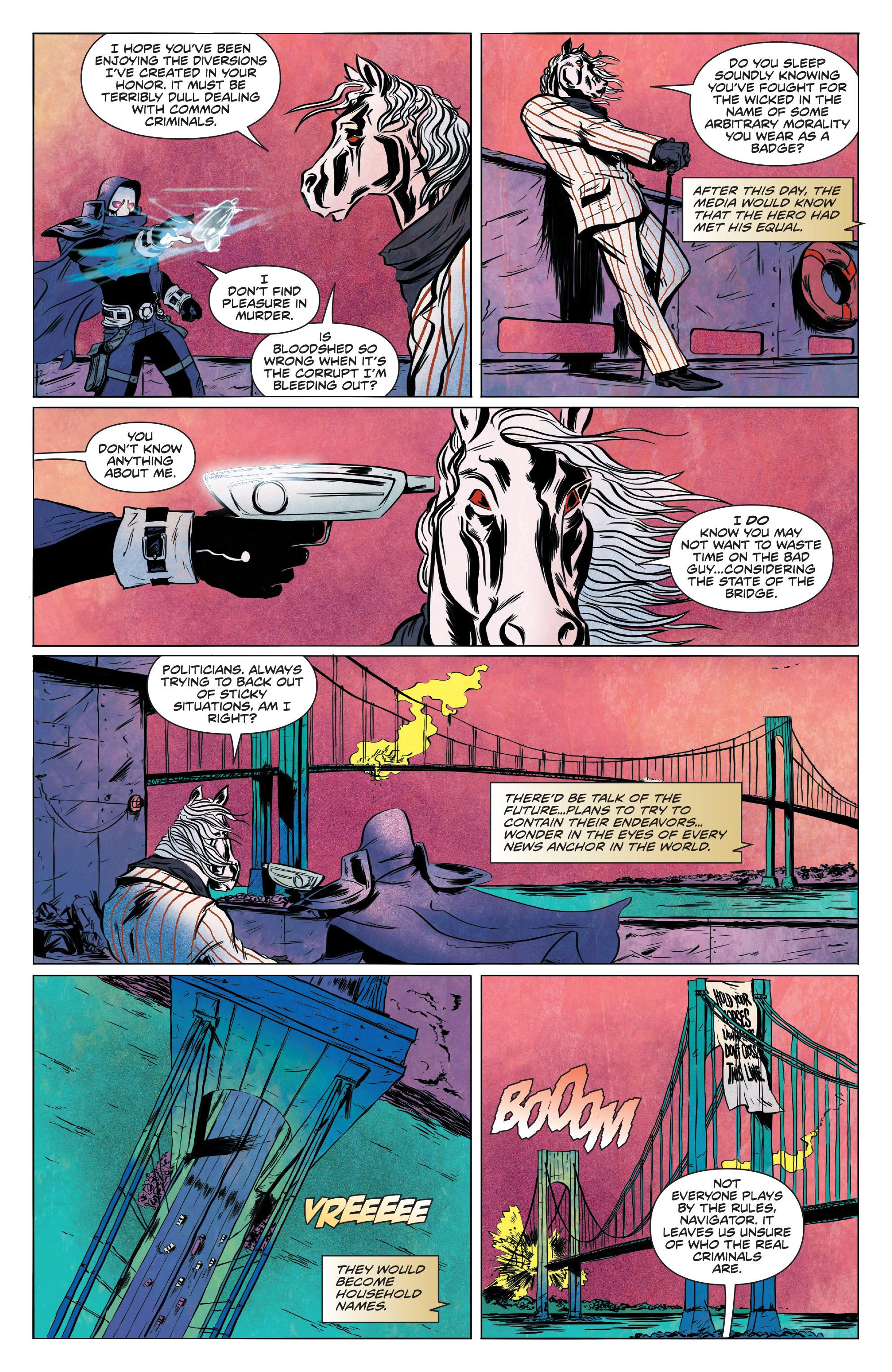 Read online Translucid comic -  Issue #2 - 22