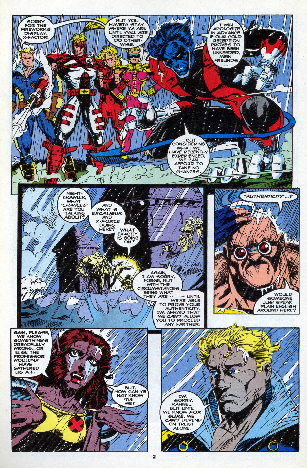 Read online X-Factor (1986) comic -  Issue #106 - 5