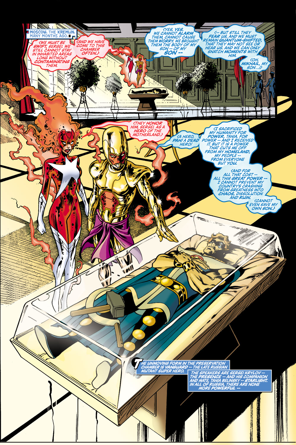 Read online Avengers (1998) comic -  Issue #43 - 2
