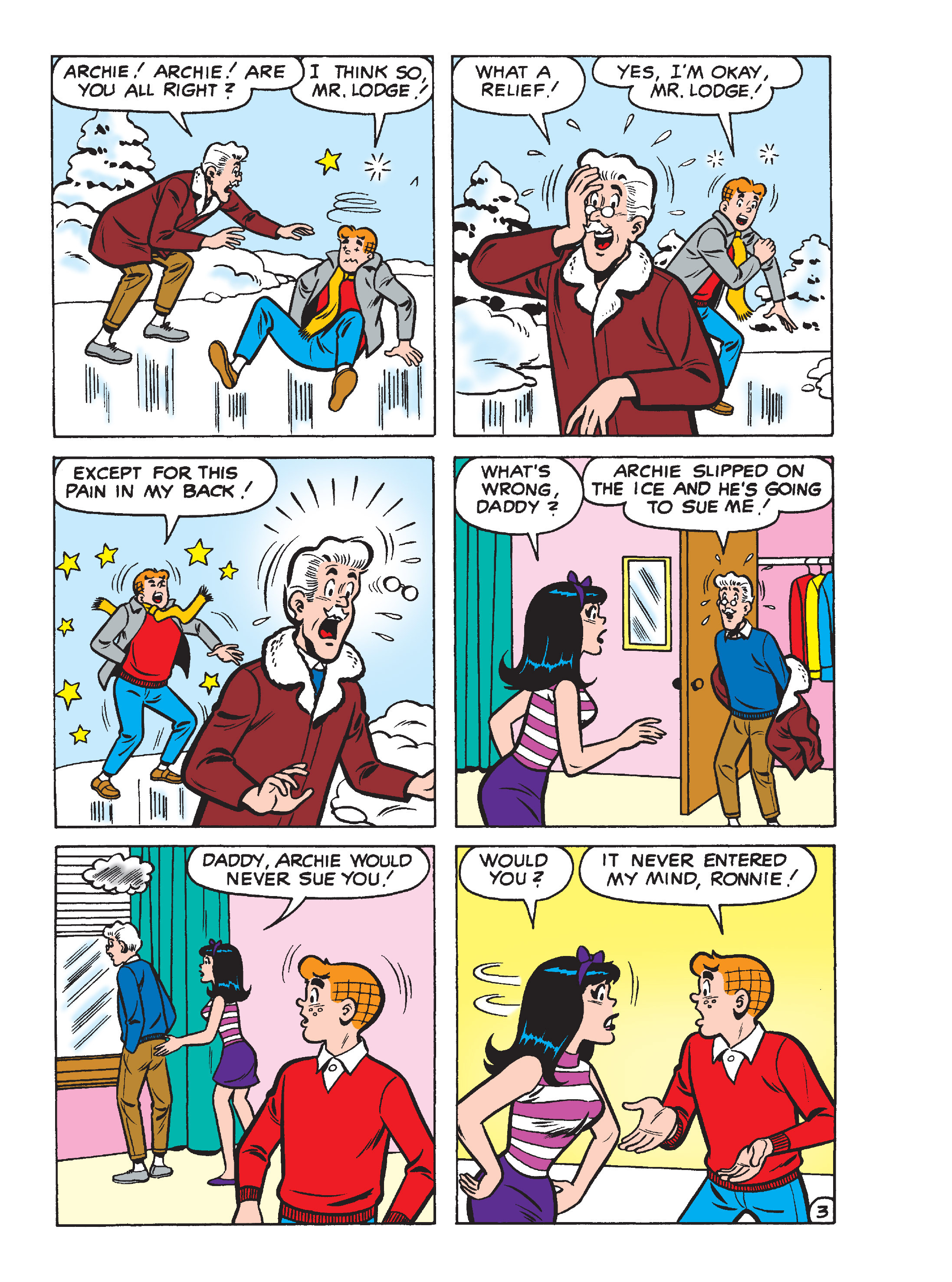 Read online World of Archie Double Digest comic -  Issue #55 - 21