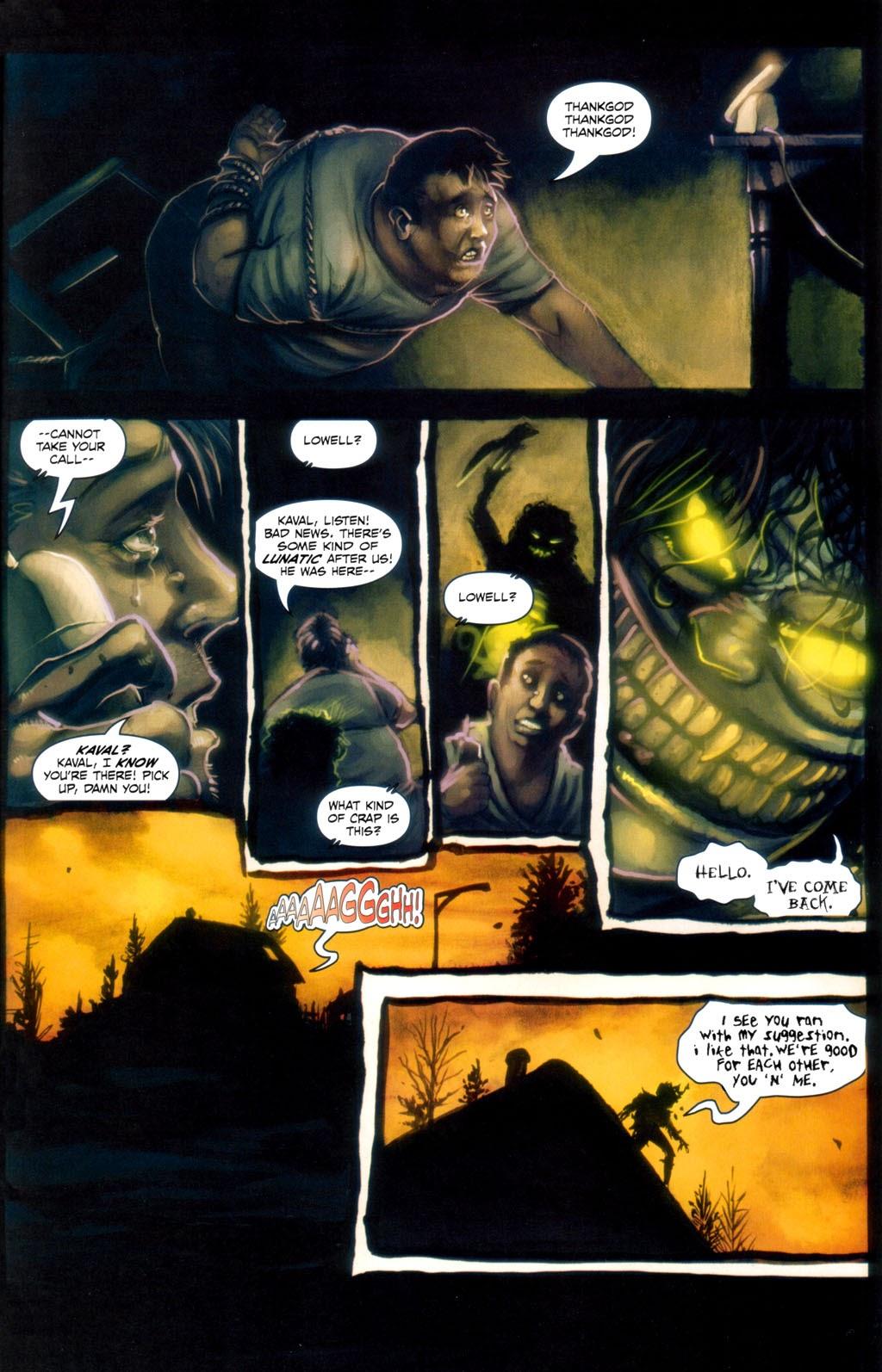 Read online Evil Ernie in Santa Fe comic -  Issue #1 - 22