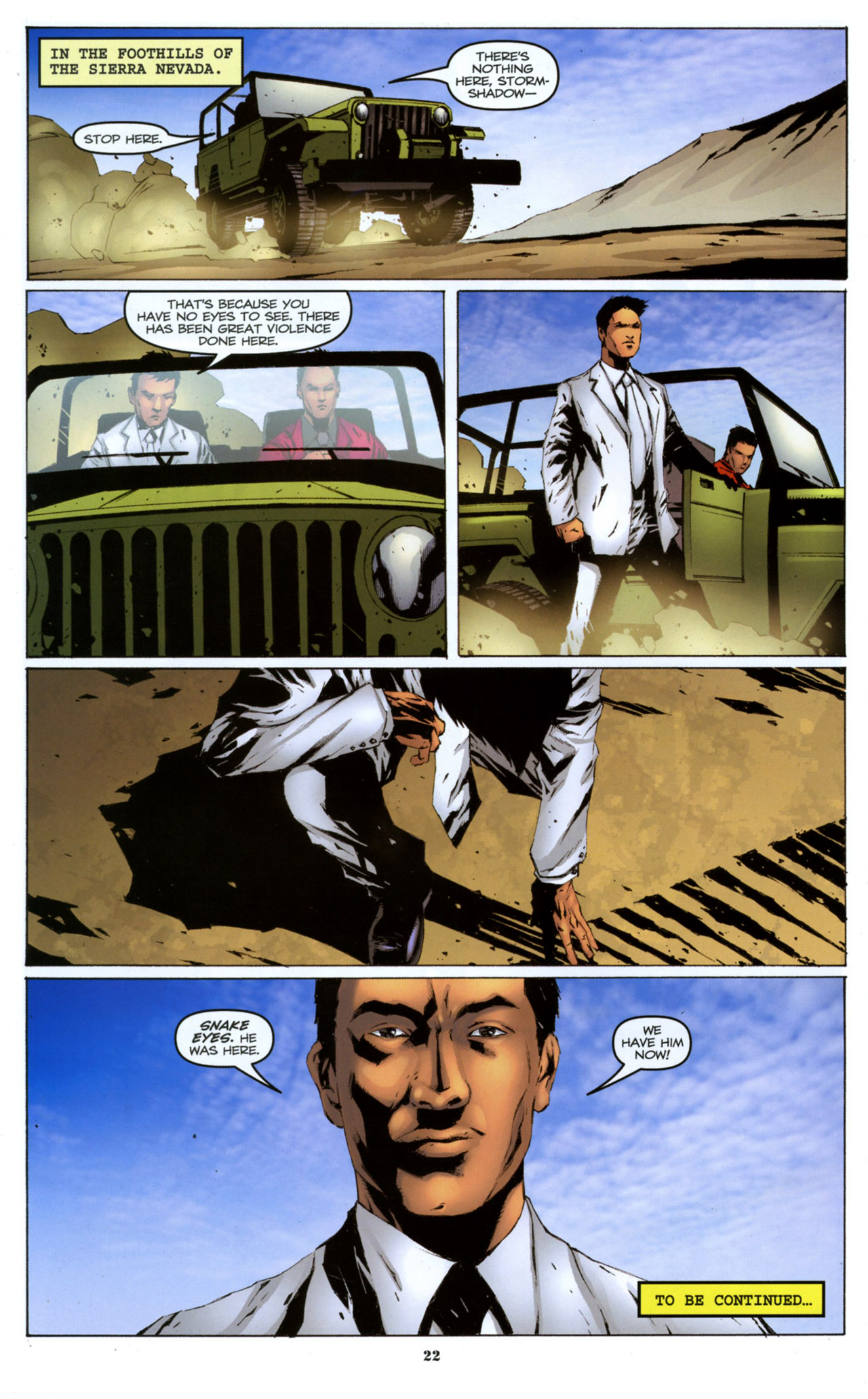 G.I. Joe: A Real American Hero 157 Page 23