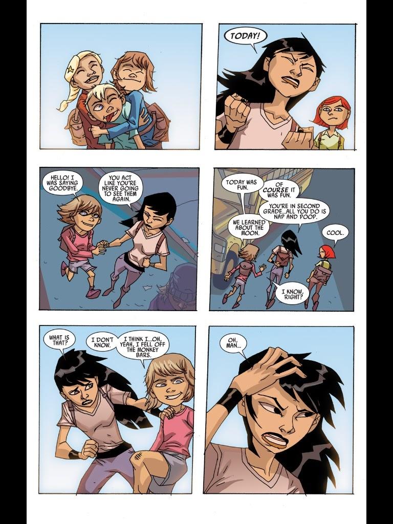Read online Takio (2011) comic -  Issue # TPB - 6