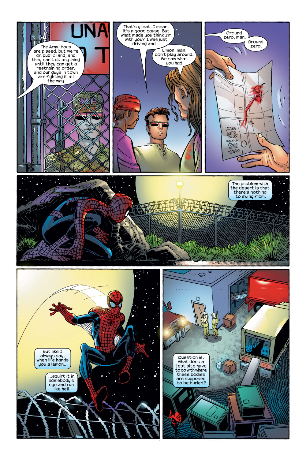 The Amazing Spider-Man (1999) 52 Page 21