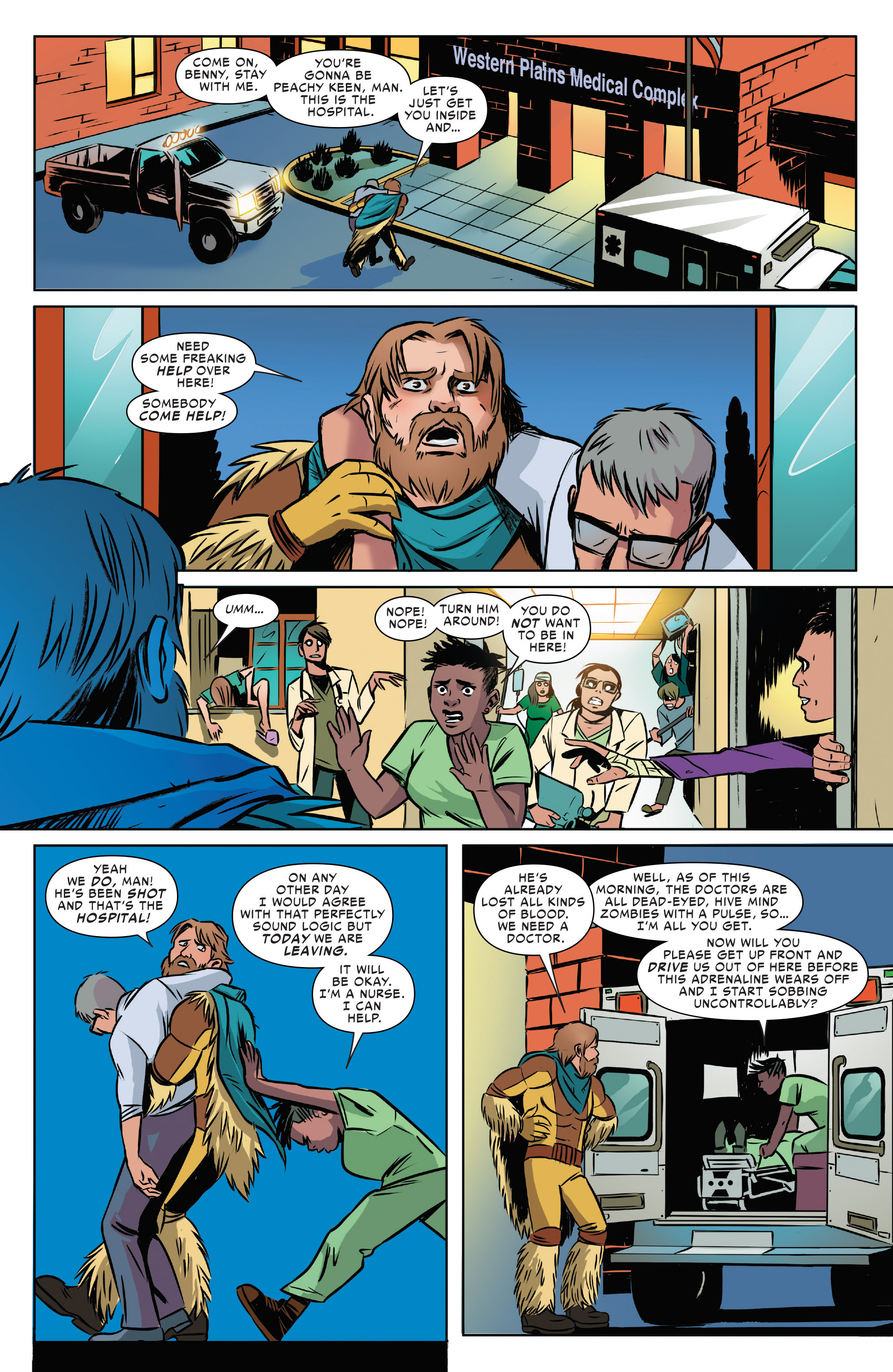 Read online Secret Wars: Last Days of the Marvel Universe comic -  Issue # TPB (Part 2) - 244