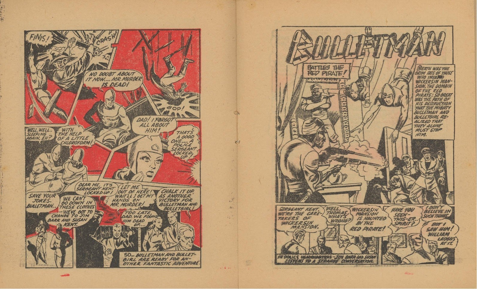 Bulletman issue 11 - Page 8