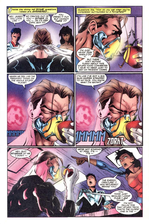 Read online Alpha Flight (1997) comic -  Issue #7 - 20