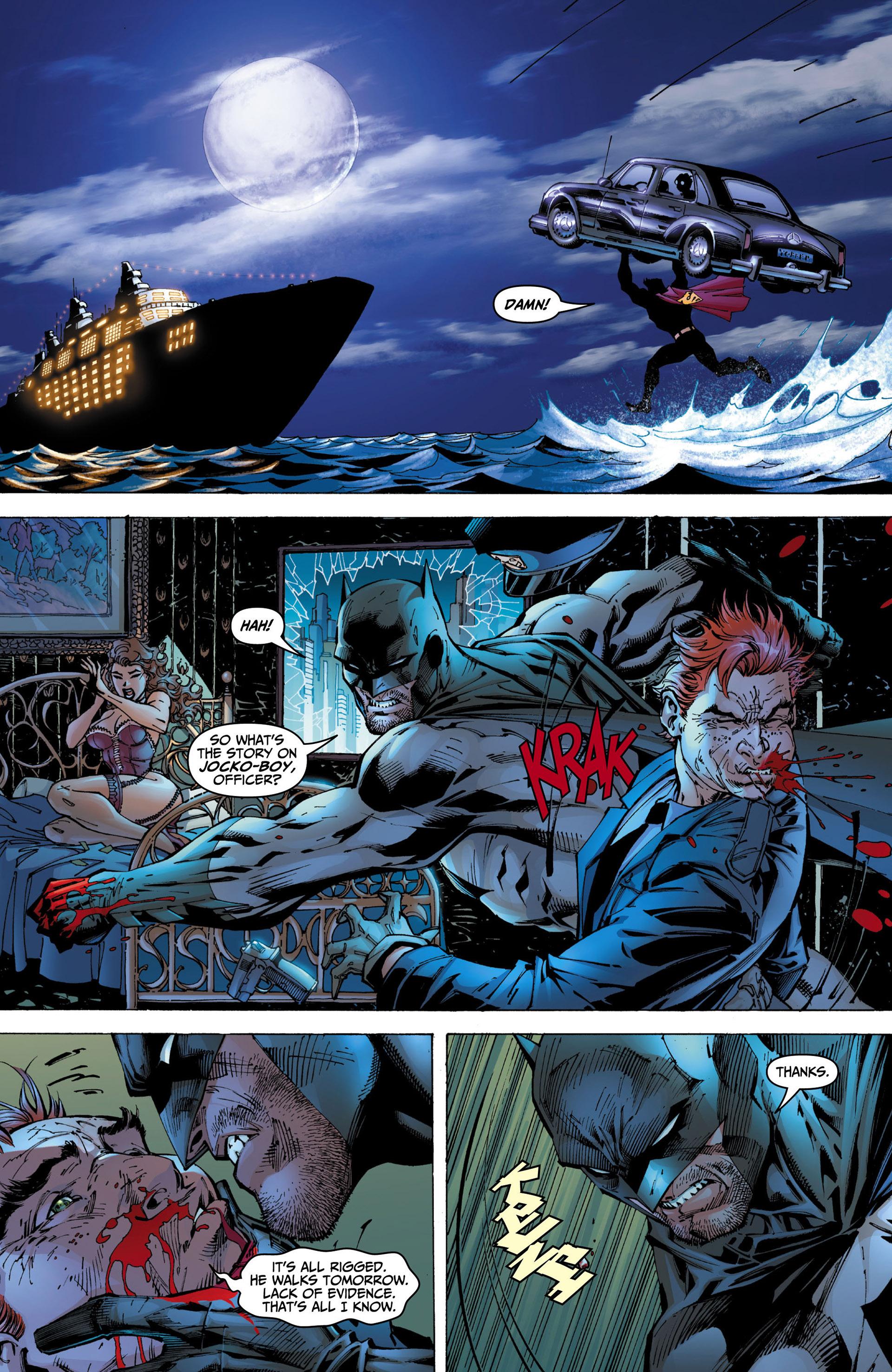 Read online All Star Batman & Robin, The Boy Wonder comic -  Issue #4 - 20