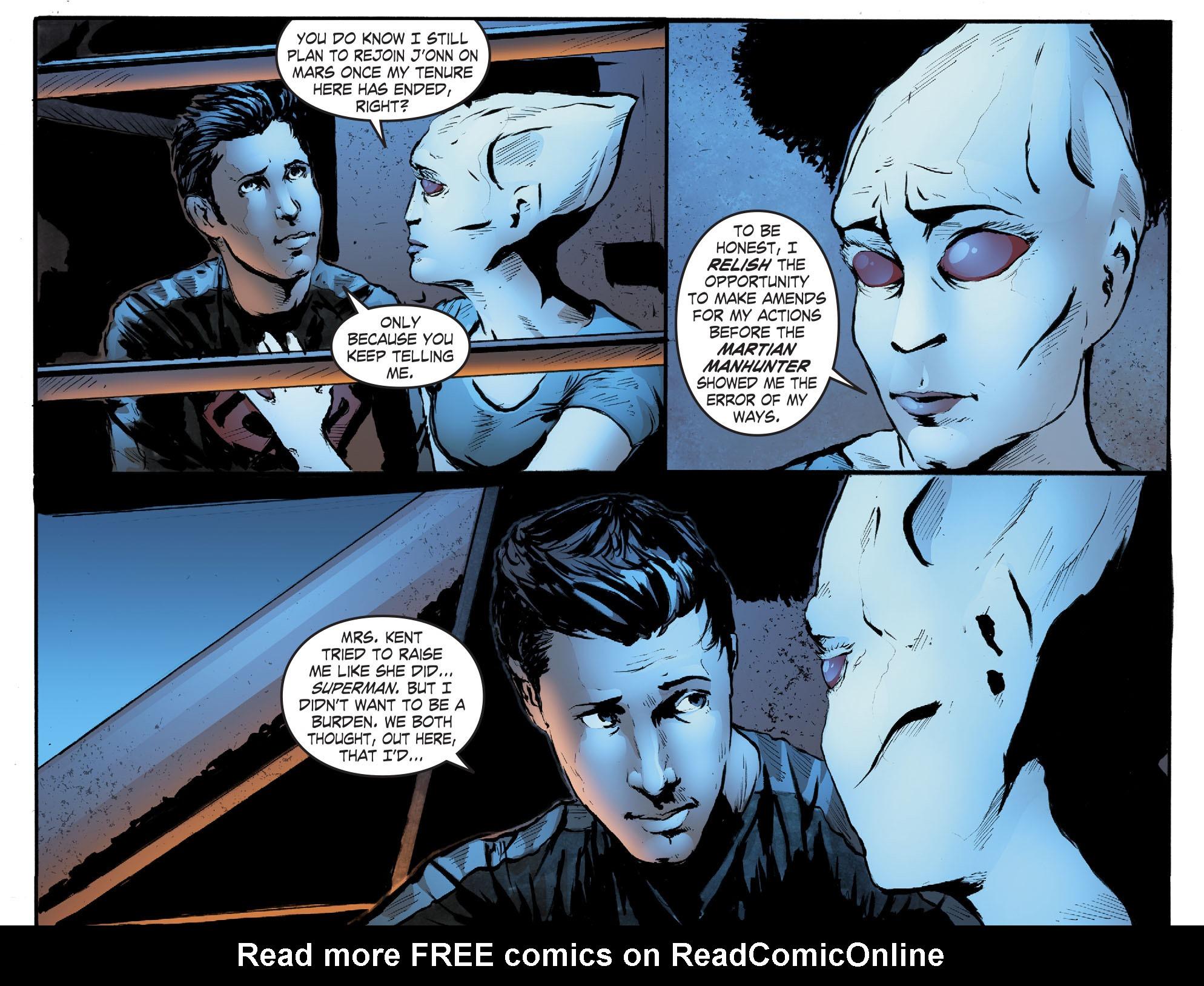 Read online Smallville: Titans comic -  Issue #2 - 19