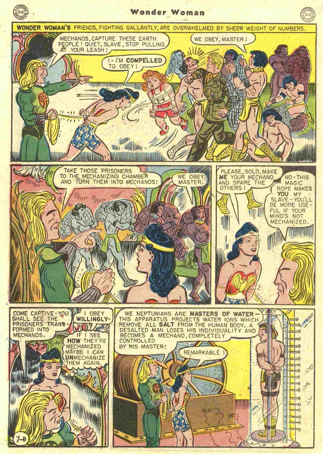 Read online Wonder Woman (1942) comic -  Issue #15 - 26