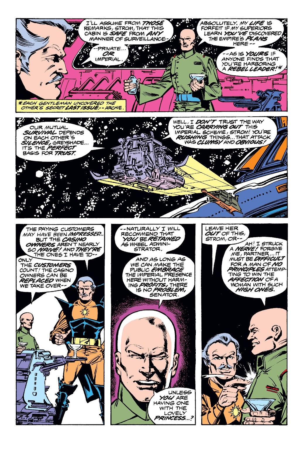 Read online Star Wars Legends: The Original Marvel Years - Epic Collection comic -  Issue # TPB 1 (Part 4) - 56