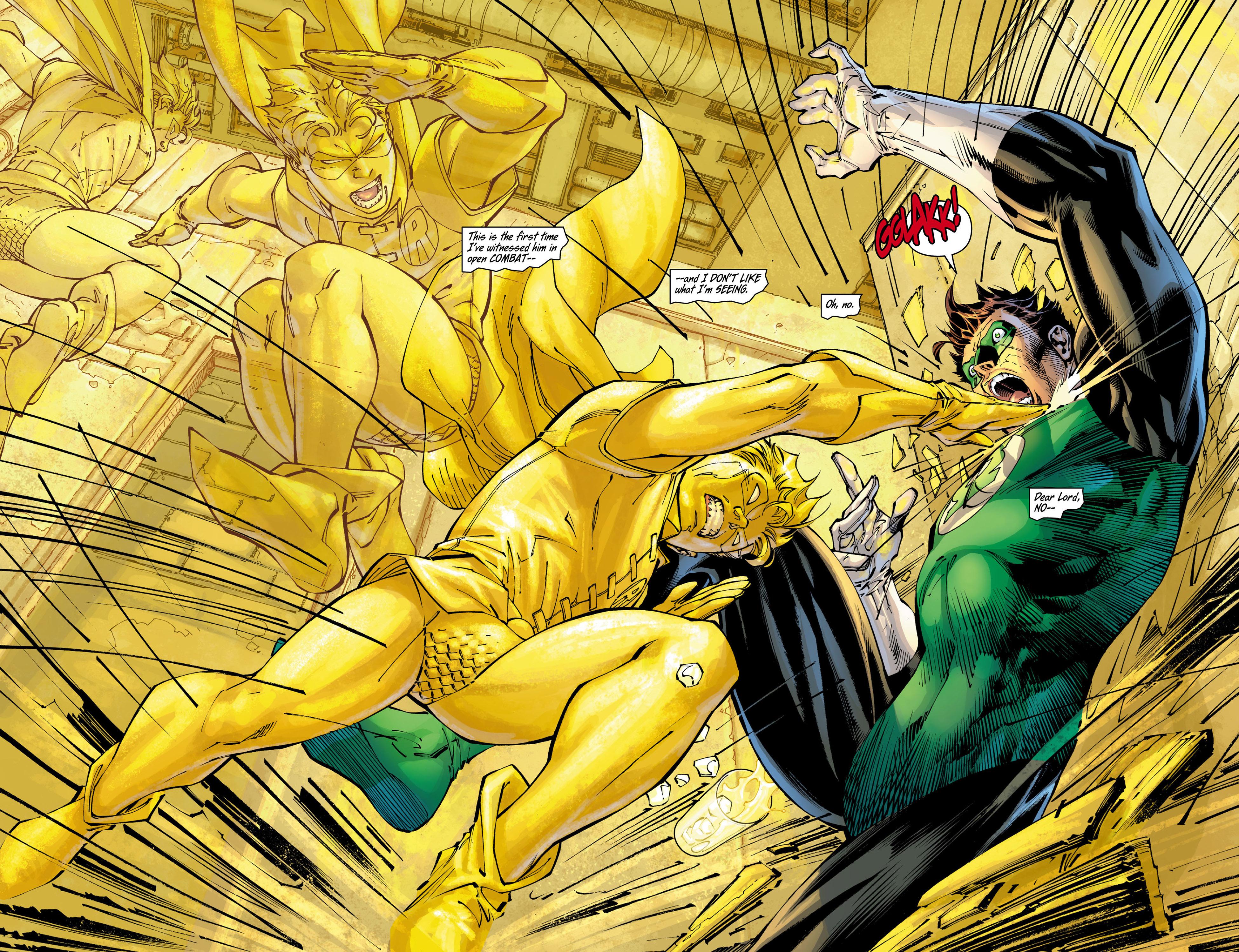 Read online All Star Batman & Robin, The Boy Wonder comic -  Issue #9 - 14
