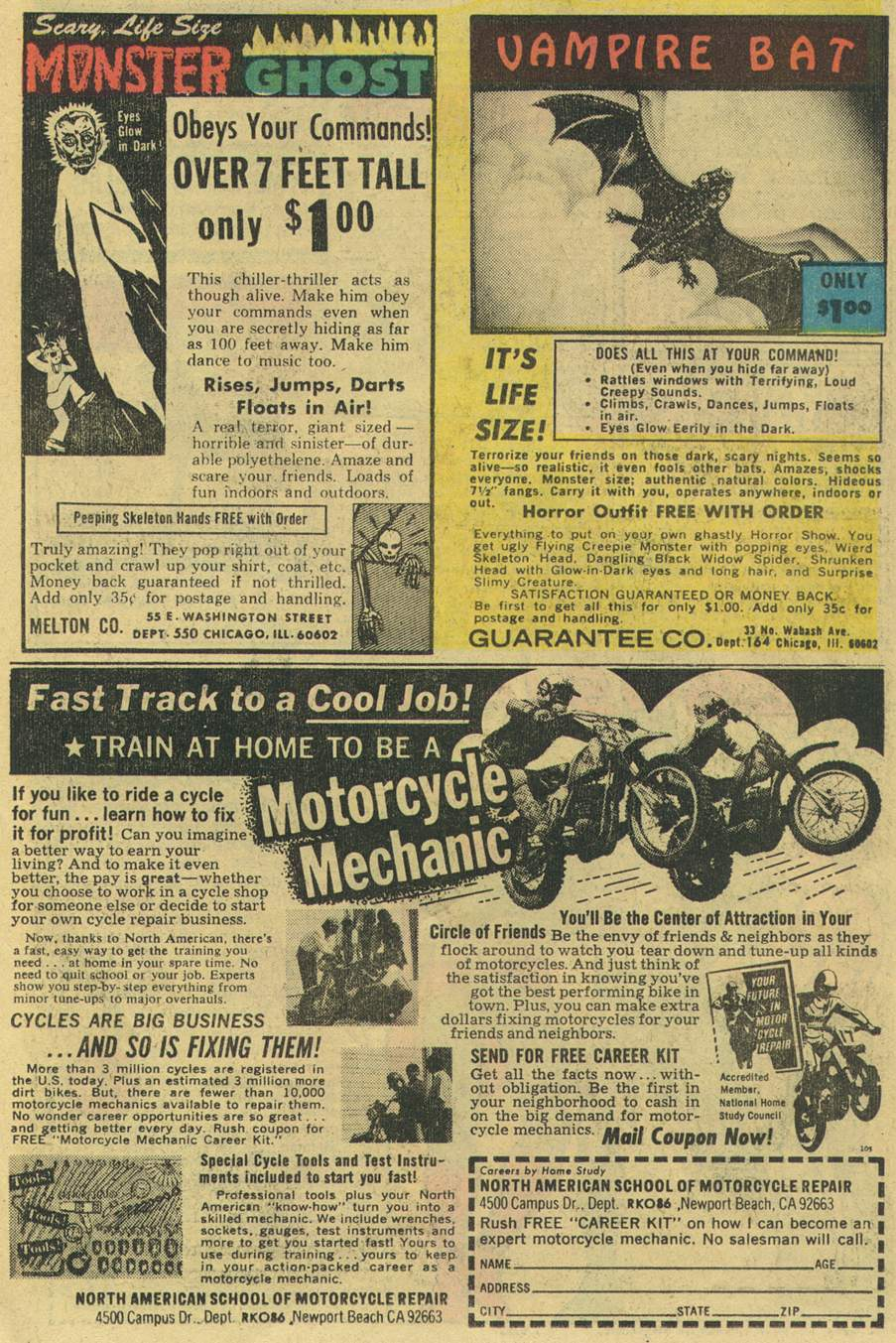 Read online Adventure Comics (1938) comic -  Issue #448 - 22