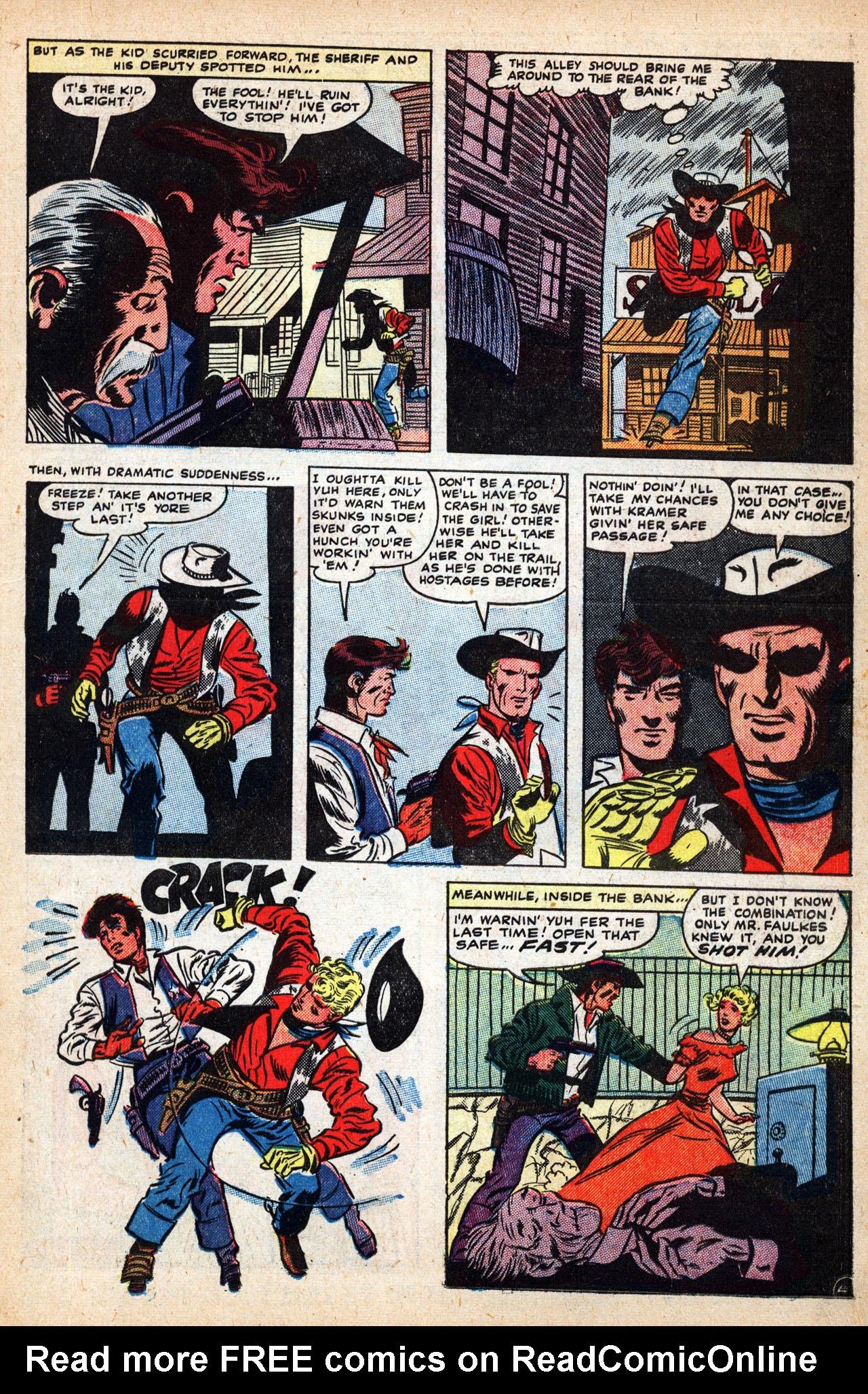 Read online Two-Gun Kid comic -  Issue #14 - 23