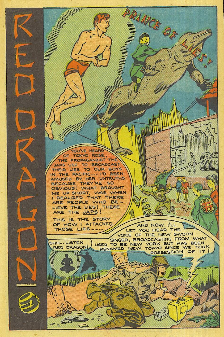 Read online Super-Magician Comics comic -  Issue #42 - 26