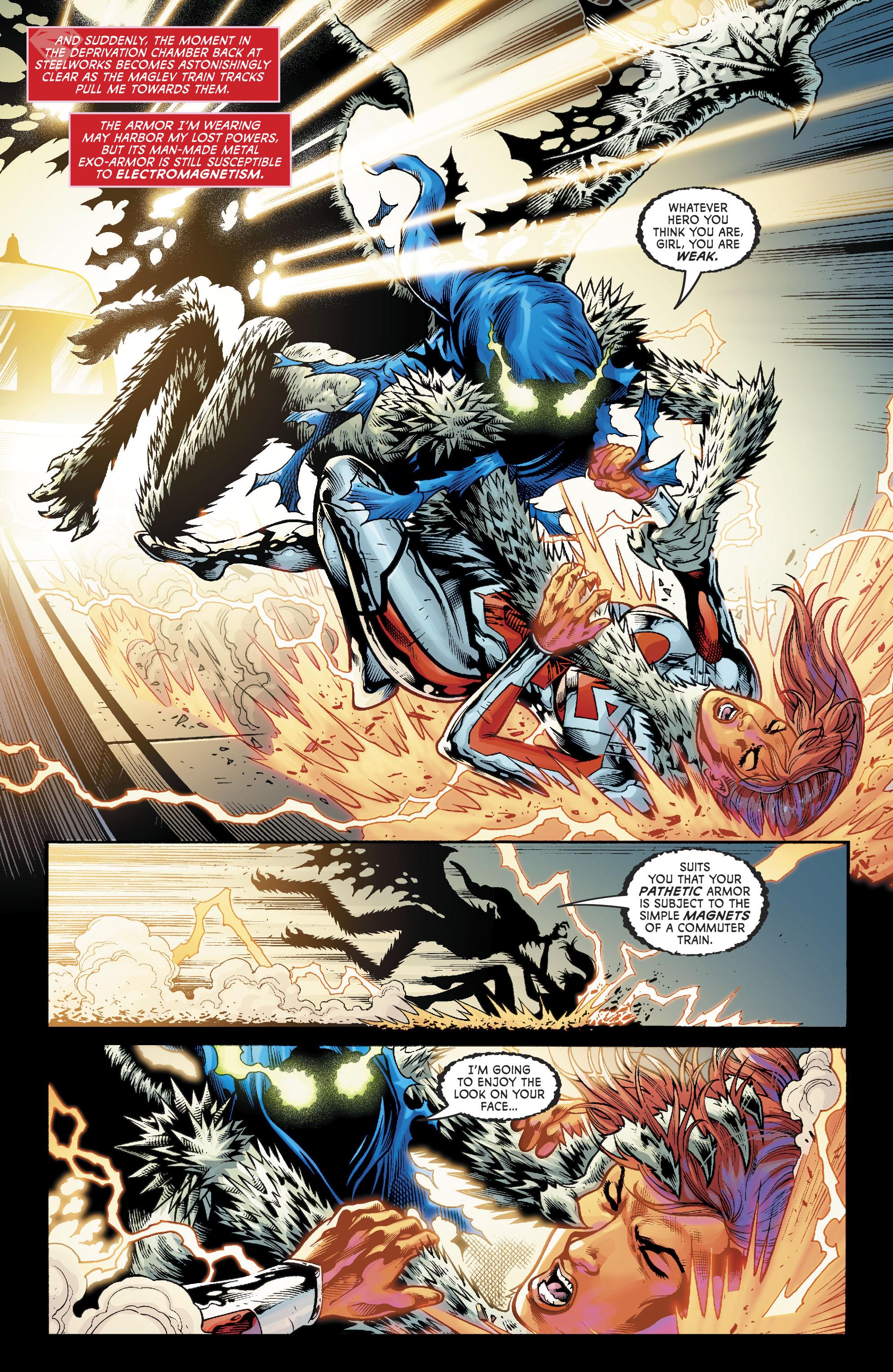 Read online Superwoman comic -  Issue #11 - 19