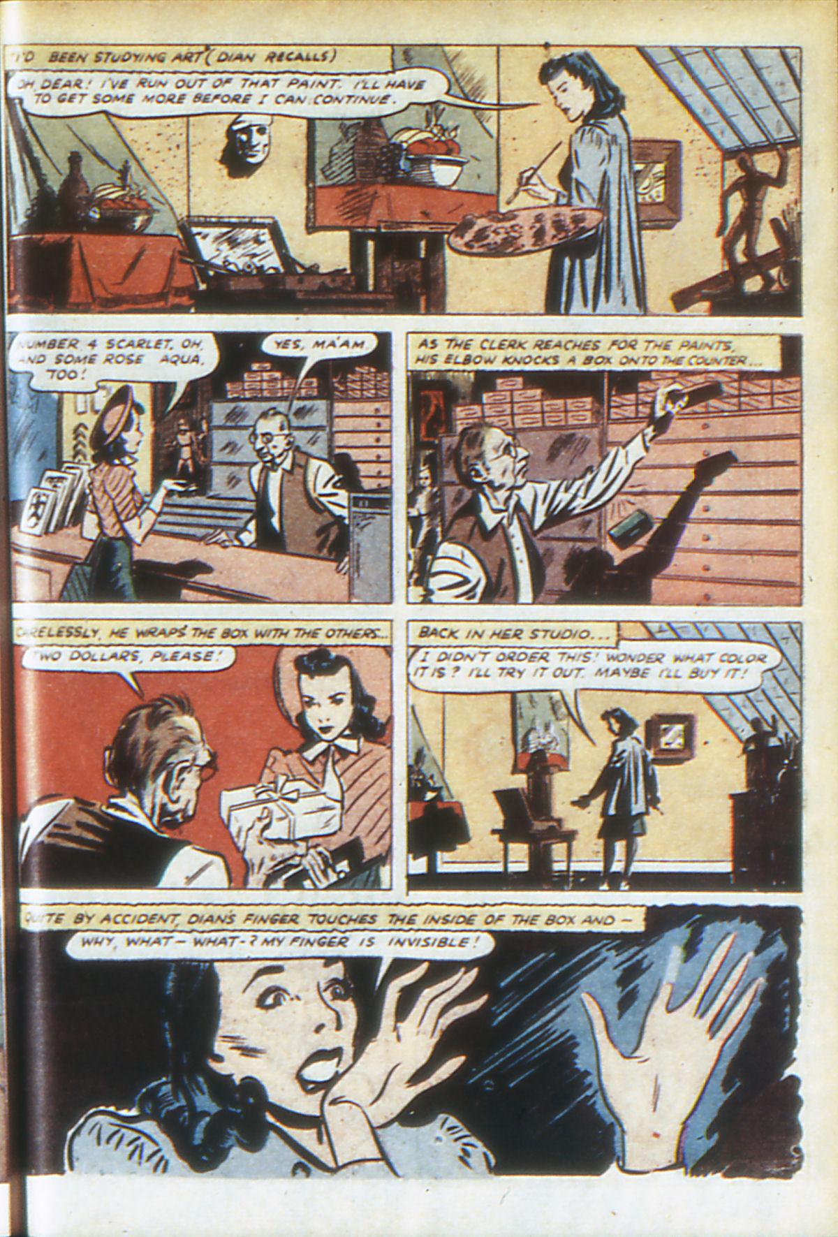 Read online Adventure Comics (1938) comic -  Issue #64 - 60