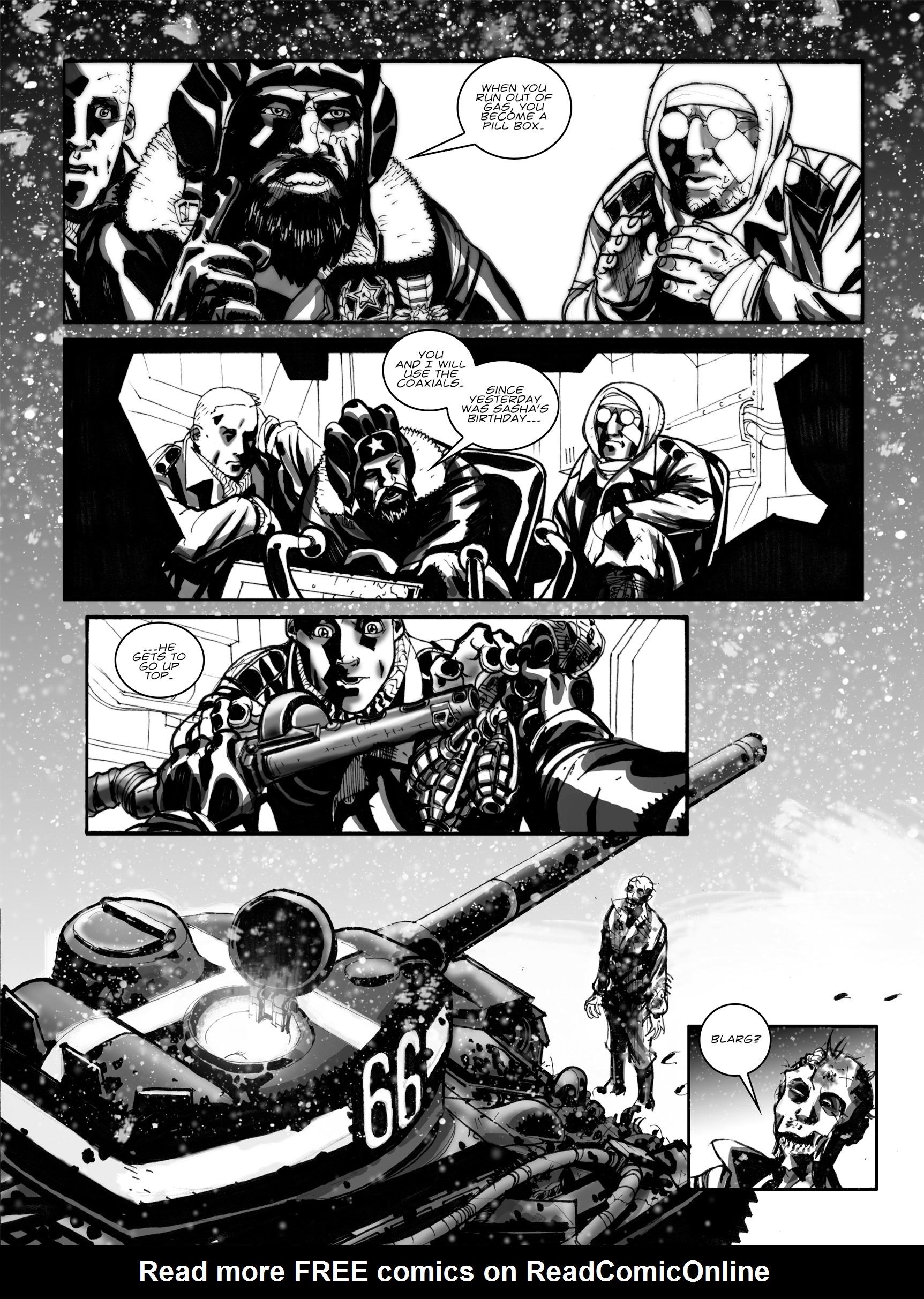 Read online FUBAR comic -  Issue #1 - 153