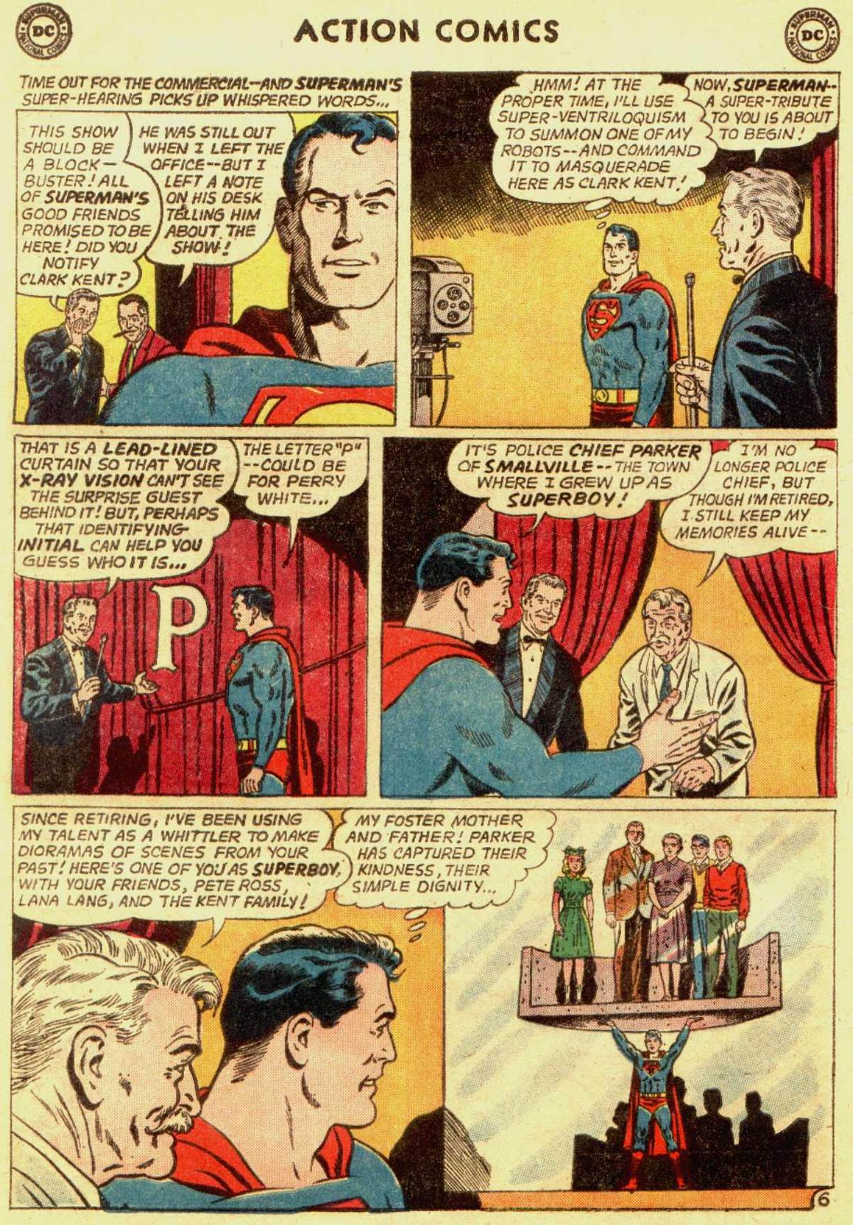 Read online Action Comics (1938) comic -  Issue #309 - 8