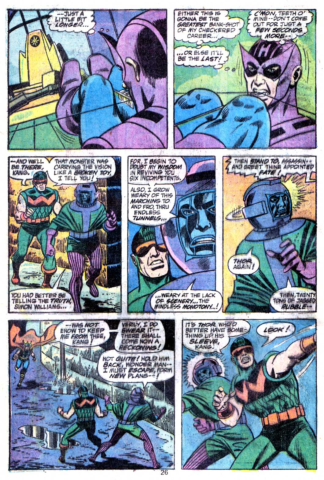 Giant-Size Avengers (1974) issue 3 - Page 28