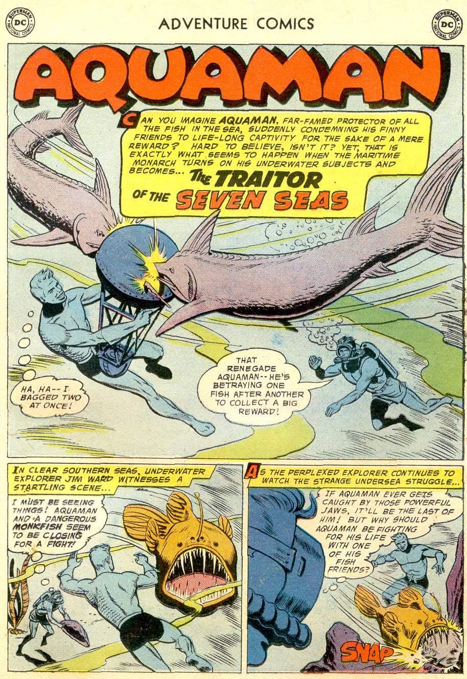 Read online Adventure Comics (1938) comic -  Issue #248 - 25
