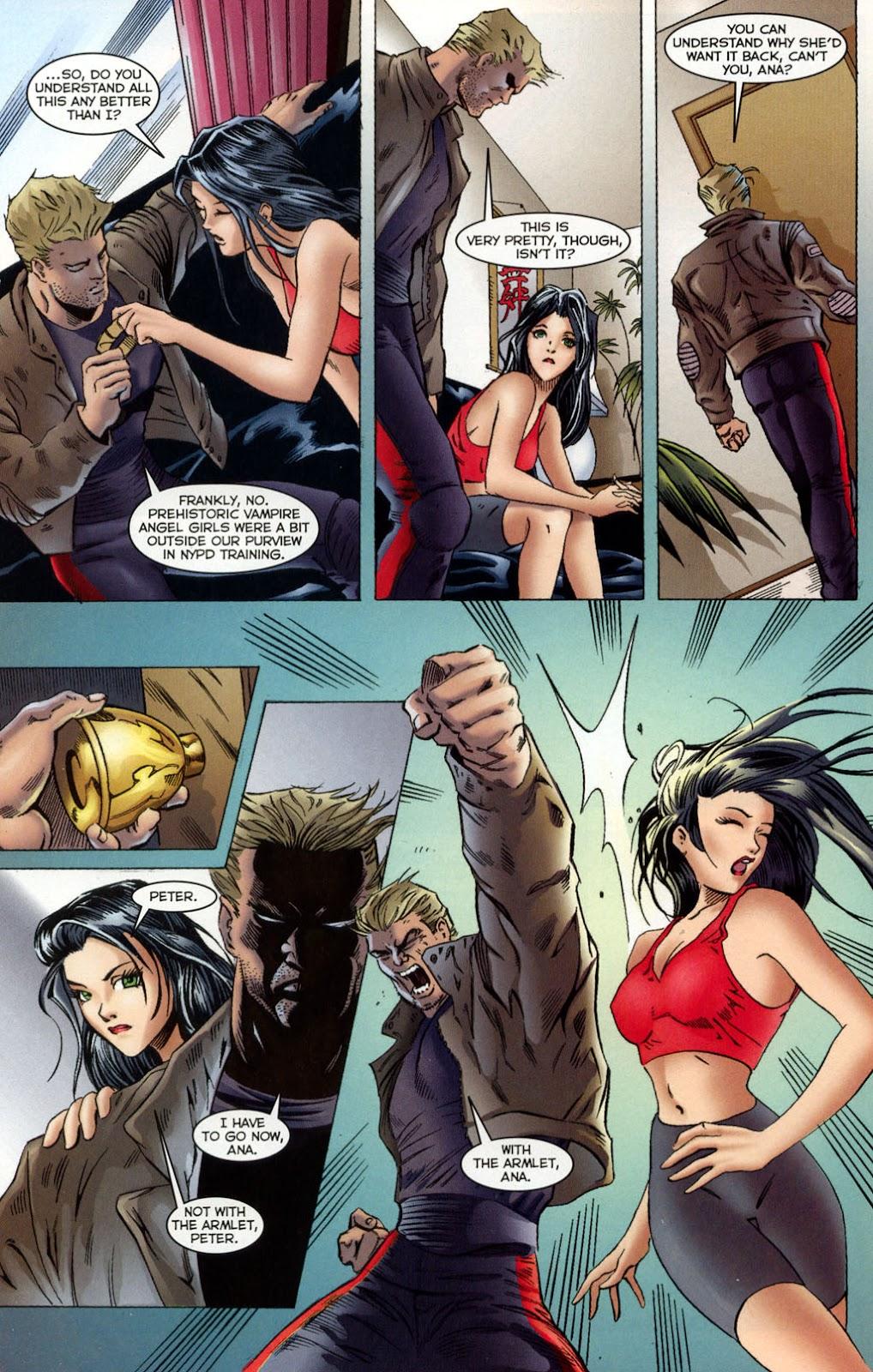Shi/Vampirella issue Full - Page 20
