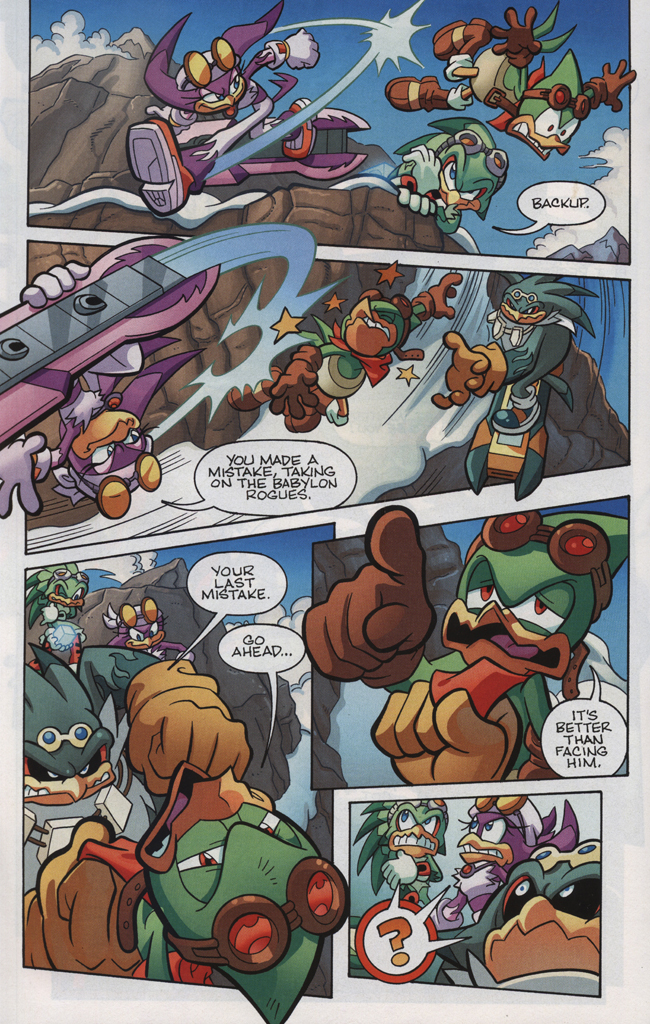 Read online Sonic Universe comic -  Issue #34 - 18