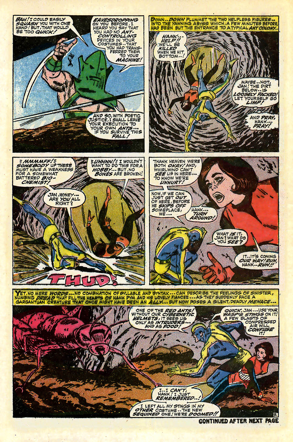 The Avengers (1963) 46 Page 9