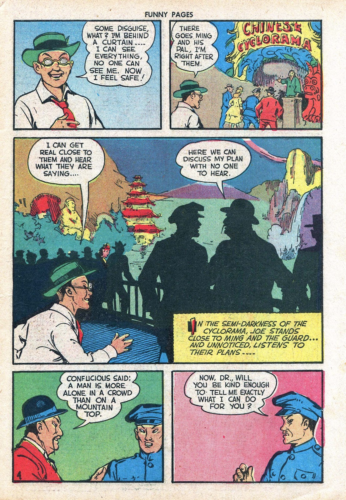 Funny Pages issue 42 - Page 14