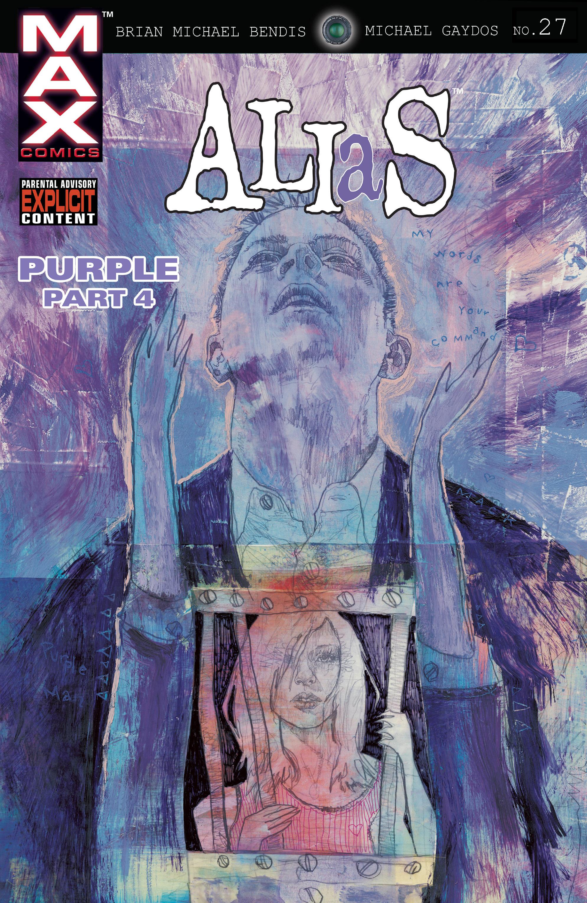 Read online Alias comic -  Issue #27 - 1
