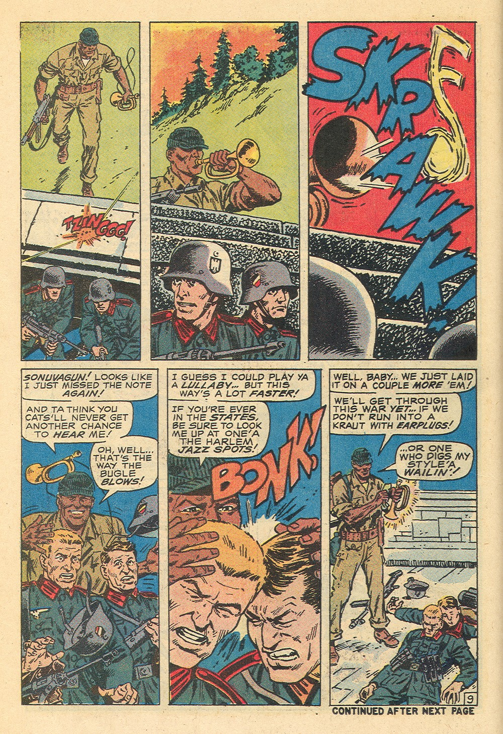 Read online Sgt. Fury comic -  Issue #71 - 14